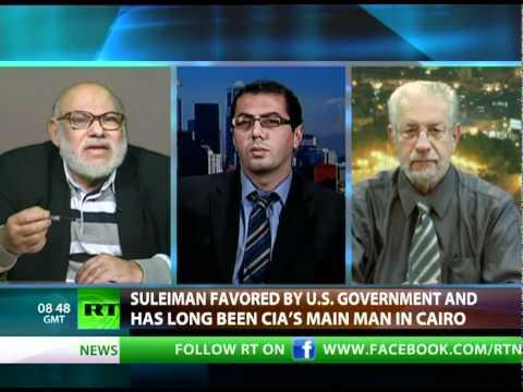 CrossTalk on Egypt: Dictator's Game Over?