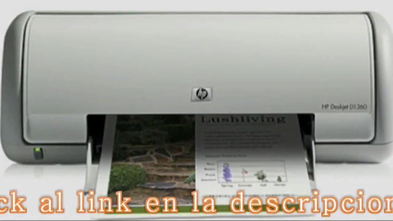 DESKJET D1360 WINDOWS 7 X64 TREIBER