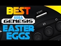 Best Sega Genesis Easter Eggs and Secrets | The Easter Egg Hunter
