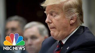 President Donald Trump On Paul Manafort Sentencing: 'I Do Feel Very Badly' For Him | NBC News