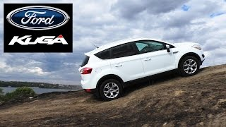 Ford Kuga: полный обзор + тест-драйв