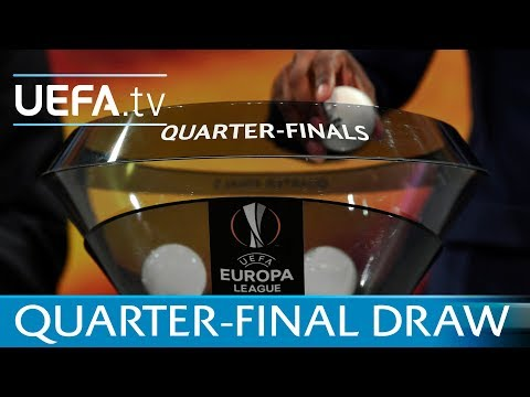 UEFA Europa League 2017/18  quarter-final draw