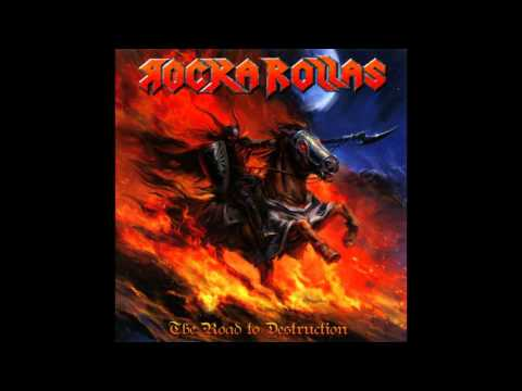 Rocka Rollas - The Road To Destruction (Full Album) - 2014