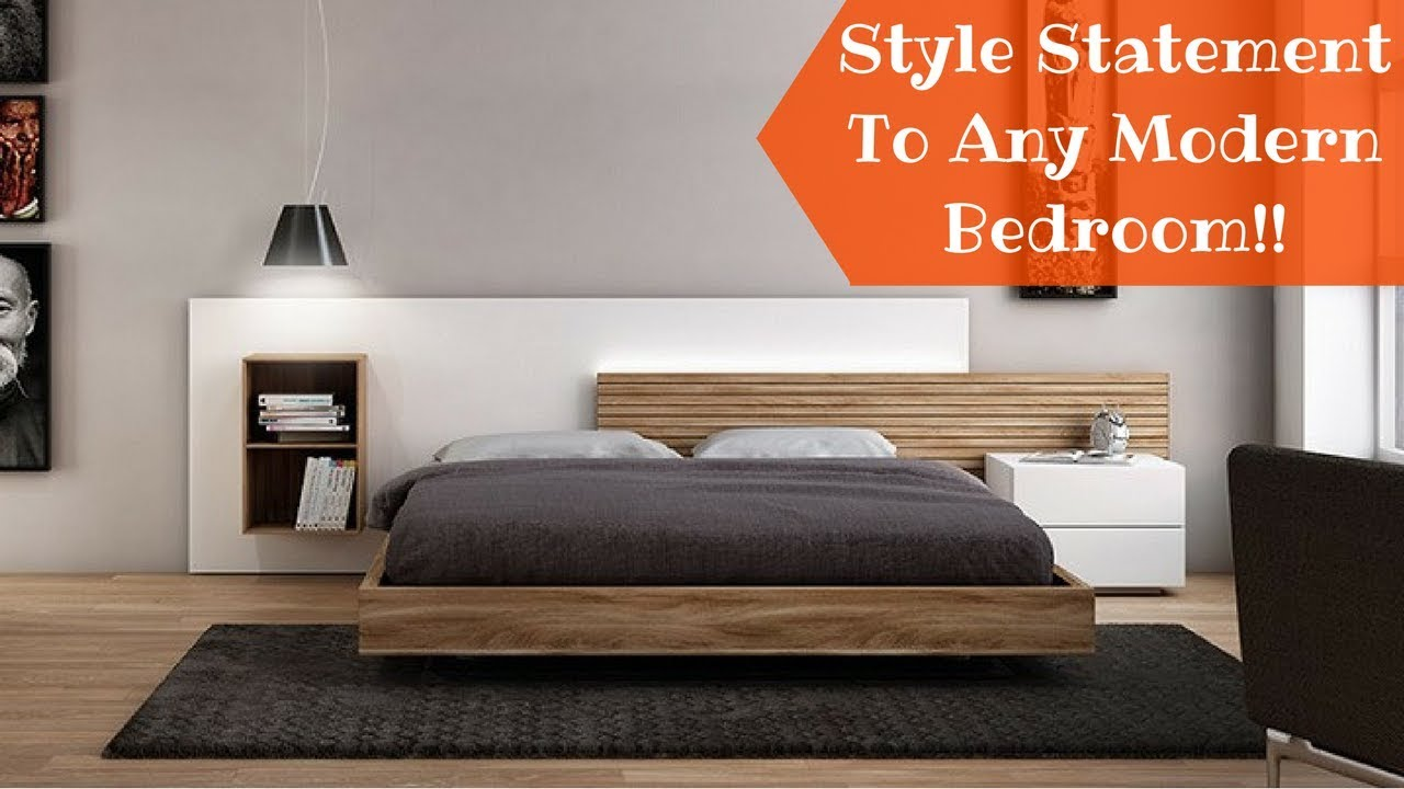 Modern bed designs collection you must see plan n design youtube