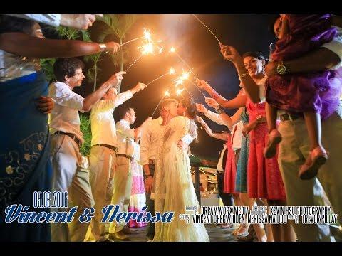 Vincent & Nerissa   Wedding Highlight   Collisheen Estate