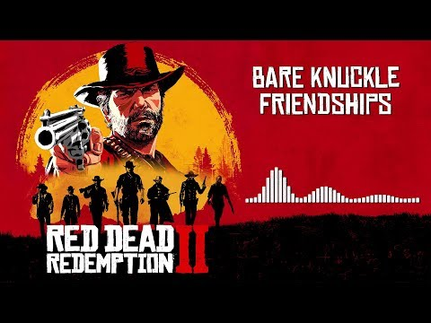 Red Dead Redemption 2  Soundtrack - Bare Knuckle Friendships   With Visualizer