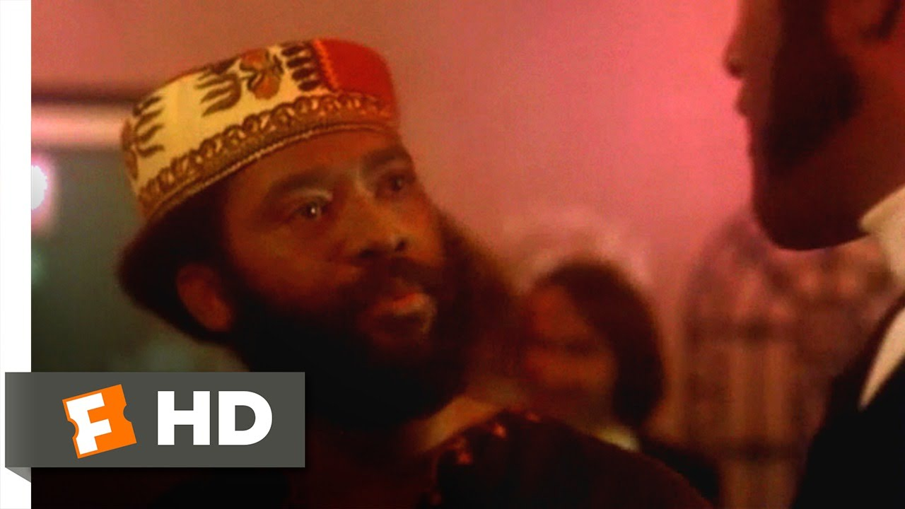 Hammer (6/12) Movie CLIP - A Soul Brother (1972) HD