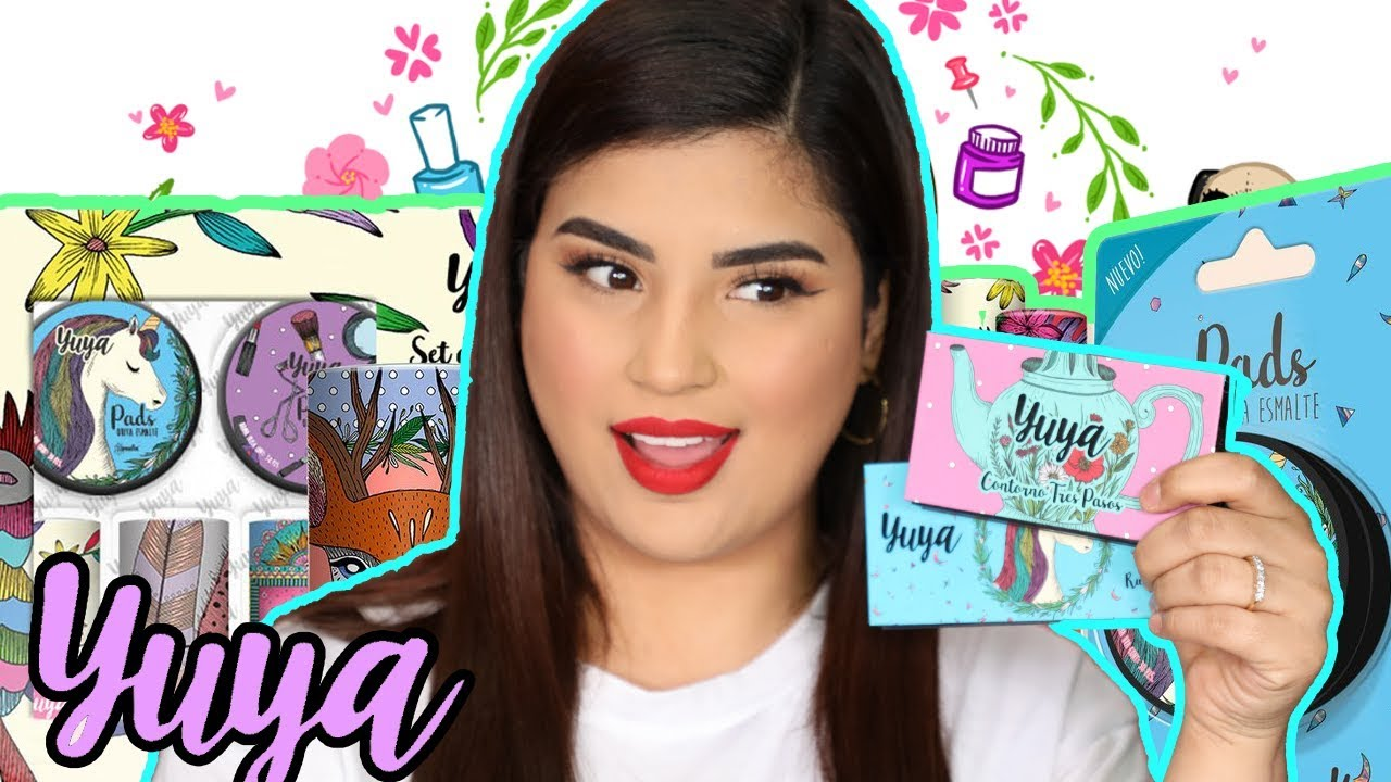 Maquillaje de Yuya reseña mas tutorial de maquillaje Honesta