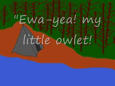 By the shores of Giche Gumee - from the Song of Hiawatha by Longfellow,  music by Paul Busby