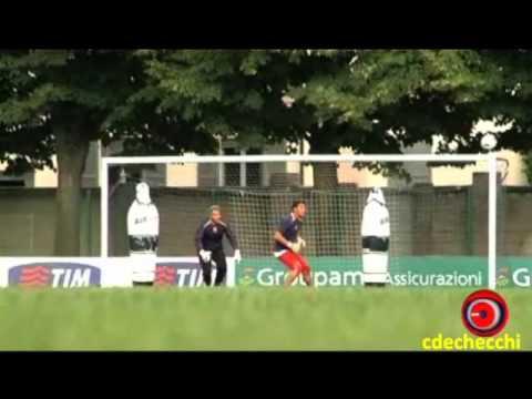Allenamento calcio Bayer 04 Leverkusen modello