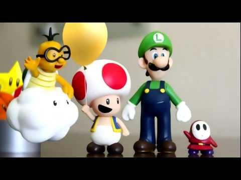 Super Mario Fables - Lakitu (Ep. 10)