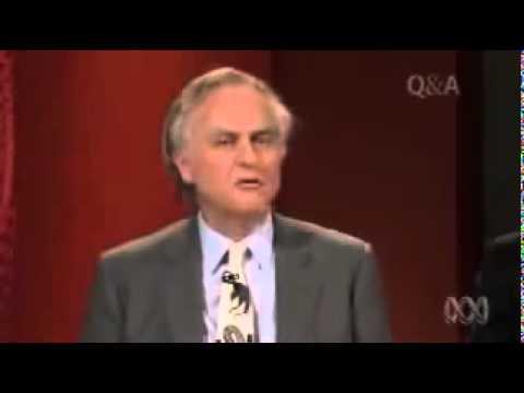 Richard Dawkins destroys muslim on morality