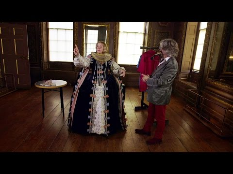 Does my bum look big in this? - Tales from the Royal Wardrobe with Lucy Worsley - BBC One