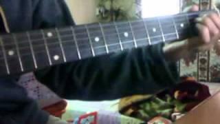 Lại gần hôn anh - guitar