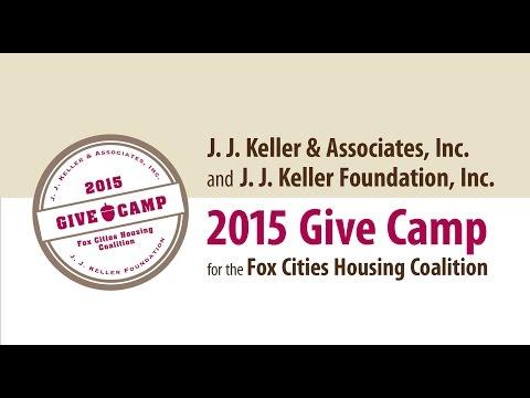 2015 Give Camp By J. J. Keller & Associates, Inc. & J. J. Keller Foundation, Inc.