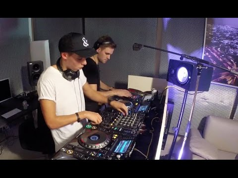 TOM & JAME LIVE @STUDIOBOX AMSTERDAM