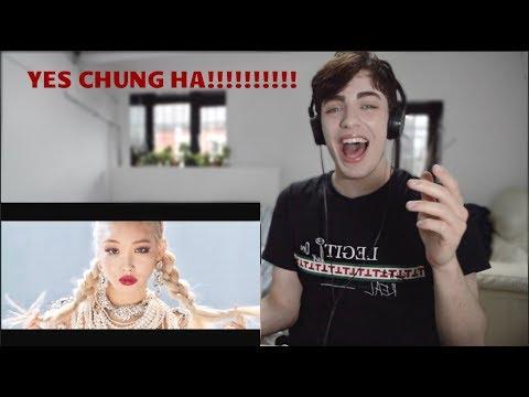 """청하 (CHUNG HA) - """"Snapping"""" MV Reaction"""