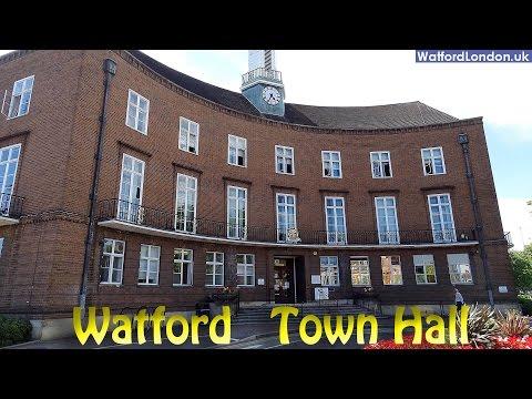 Watford Town Hall Borough Council