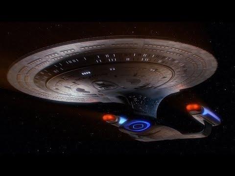 Star Trek Enterprise-D Simulation Project - Exploration Tour