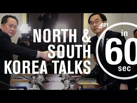 North Korea and South Korea talks: What do they mean? | IN 60 SECONDS
