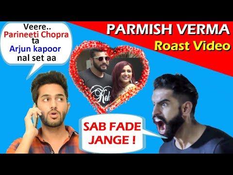 PARMISH VERMA | SAB FADE JANGE | Latest Punjabi Songs Roast Video | Prince Dhimann