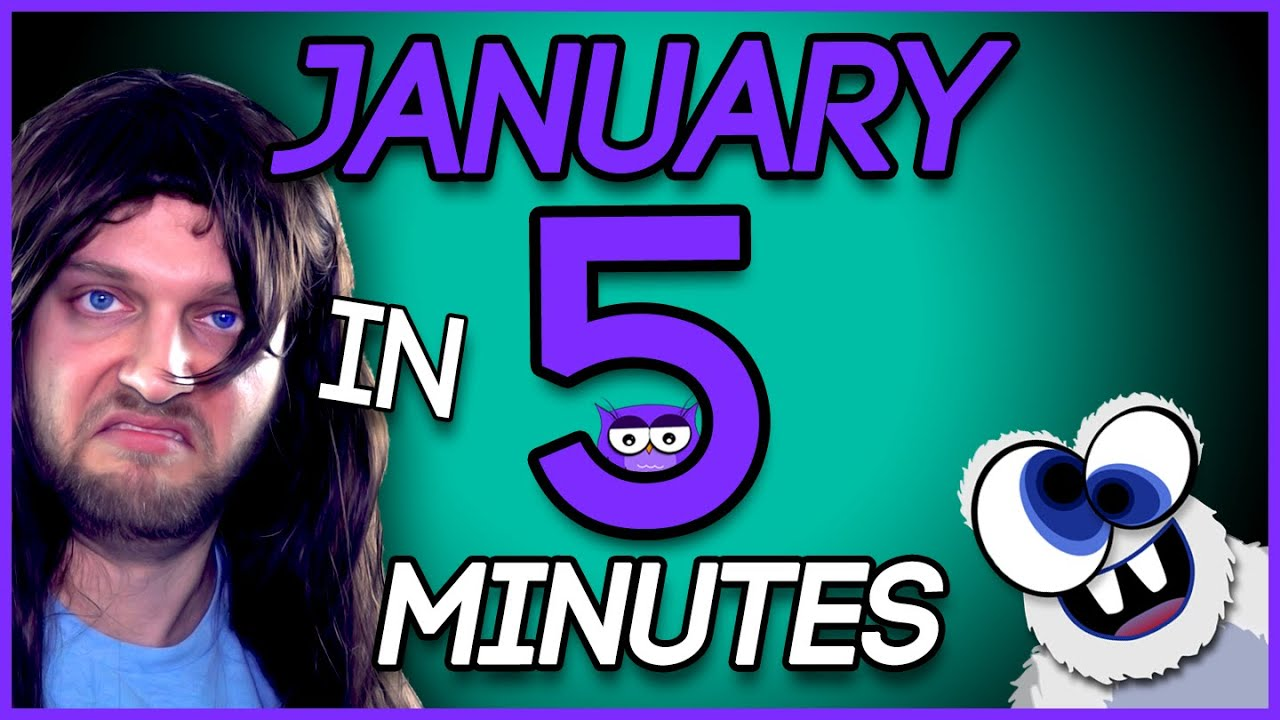 Best of Bumbleworth in 5 Minutes ◄ January Edition ► Funny Moments 2016 - Gaming highlights and funny moments galore!