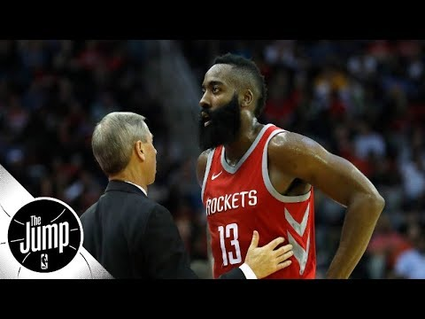 Will return of old coach save Rockets' season? | The Jump