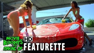 All American Bikini Car Wash (2015) Featurette - Cars