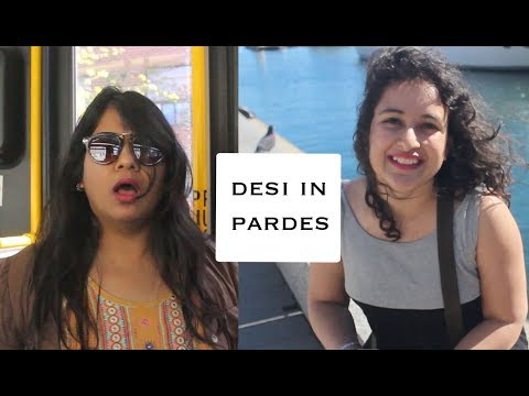 10 Experiences Desi People Have In Pardes | Ft. TwoPandaBros