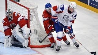 MS v hokeji U20 2016  Česko - Bělorusko 5:3