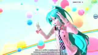 Hatsune Miku-Kipple Industry Inc.【Project DIVA ARCADE】【Subtitle Indonesia + Lirik】