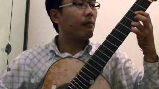 Tuhan Adalah Gembalaku - Mazmur 23 (楽器: アントニオ・マリン・モンテロ 1979年)