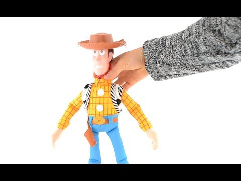 Pluszowa Zabawka Maskotka Postać Chudy Szeryf Woody Toy Story - 40cm!