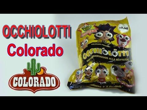 Occhiolotti colorado, blind bag surprise