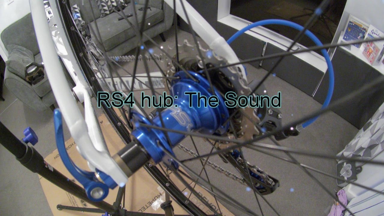 Hope Rs4 Hubs  The Sound  4k