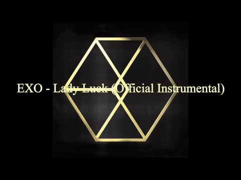 [Official Instrumental] EXO - Lady Luck [유성우 | 流星雨] (Everysing Version)