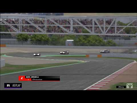 Real Racers Never Quit Round #2: GTE