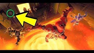 SECRET BANNER WEEK 2 SEASON 8 LOCATION! - Fortnite Battle Royale– WEEK 2 SECRET BATTLE STAR REPLACED