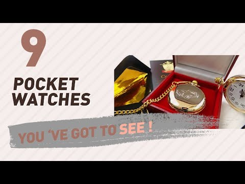 The British Gold Company Pocket Watches // New & Popular 2017