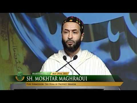 Pure Submission by Sh. Mokhtar Maghraoui