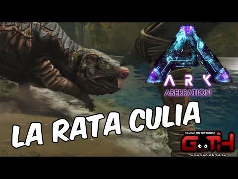 LA RATA CULIA! Ark Surival EN VIVO en Español by GOTH