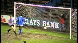 Gillingham FC - 25 of the best goals from the 1990's