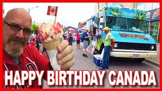 Sesquifest Food Truck Review ♥ Happy Birthday Canada ♥ Sponsored
