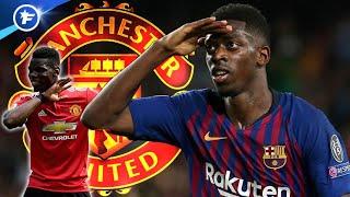 Ousmane Dembélé d'accord pour filer à Manchester United | Revue de presse