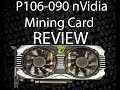 nVidia P106-090 Mining Card Review (Manli)