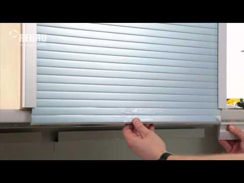 Installing a C3 Tambour Door System With Aluminum Track