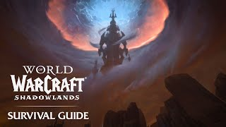 Shadowlands Survival Guide - Live on November 23