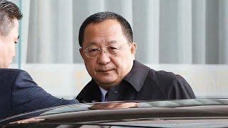 Kuzey Kore Dışişleri Bakanı Çin'de Video