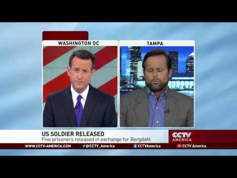 Dan O'Shea on Taliban's Bergdahl video
