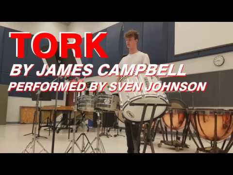 Tork by James Campbell, Performed by Sven Johnson